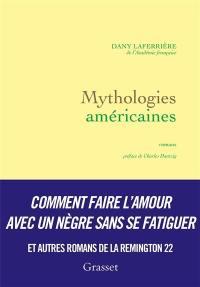 Mythologies américaines : romans