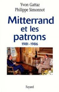 Mitterrand et les patrons