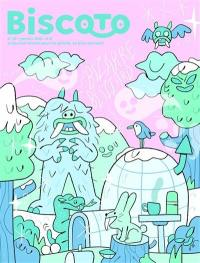 Biscoto : le journal plus fort que costaud !. n° 56, Bizarre blizzard