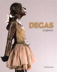 Degas sculpteur : exposition, La piscine - musée d'art et d'industrie André Diligent du 8 octobre 2010 au 16 janvier 2011
