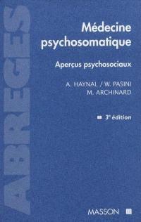 Abrégé de médecine psychosomatique