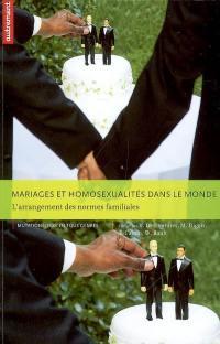 Mariages et homosexualités dans le monde