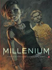 Millénium. Volume 2, Les hommes qui n'aimaient pas les femmes