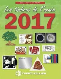 Catalogue de timbres-poste : nouveautés mondiales de l'année 2017