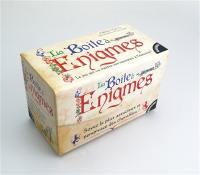 La boîte à énigmes