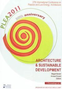 PLEA 2011. Volume 2, PLEA 2011
