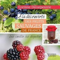A la découverte des fruits sauvages de France : les cueillir, les déguster
