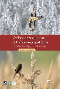 Atlas des oiseaux de France métropolitaine