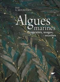 Les algues marines