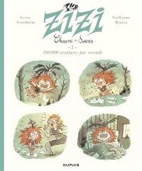 Zizi chauve-souris. Volume 2, 700.000 aventures par seconde