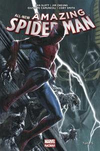 All-New Amazing Spider-Man. Volume 5, La conspiration des clones