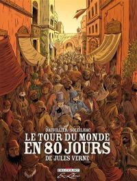 Le tour du monde en 80 jours, de Jules Verne