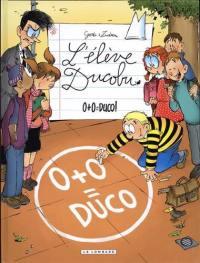 L'élève Ducobu. Volume 20, 0 + 0 = Duco !