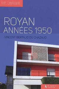 Royan, années 1950