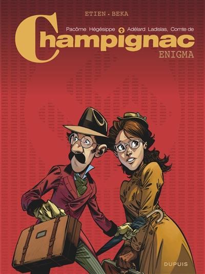 Champignac. Volume 1, Enigma