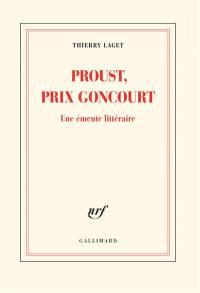 Proust, prix Goncourt
