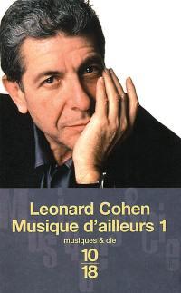 Musique d'ailleurs : anthologie de poèmes et de chansons, n°1