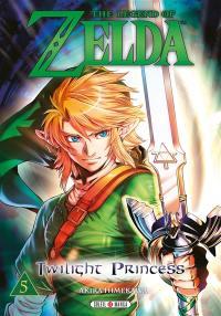 The legend of Zelda. Volume 5,