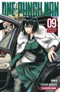 One-punch man. Volume 9, Un minimum de respect
