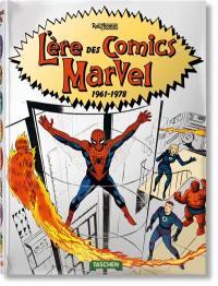 L'ère des comics Marvel : 1961-1978