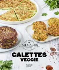 Galettes veggie