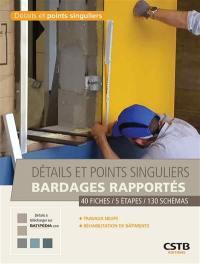 Bardages rapportés