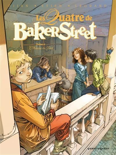 Les quatre de Baker Street. Volume 6, L'homme du Yard
