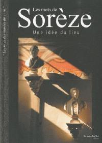 Les mots de Sorèze : une idée du lieu