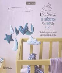 Cadeaux de naissance à coudre : 22 créations pour enchanter les premiers mois de bébé