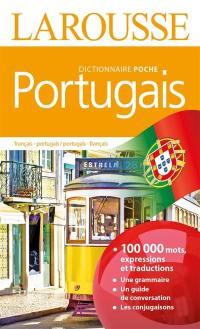 Portugais : dictionnaire de poche : français-portugais, portugais-français