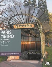 Paris métro : histoire et design