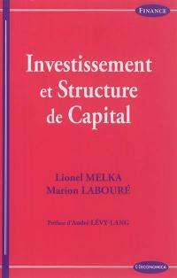 Investissement et structure de capital