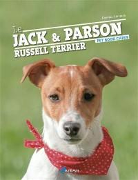 Le jack et le parson russell terrier
