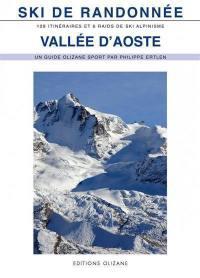 Ski de randonnée, vallée d'Aoste