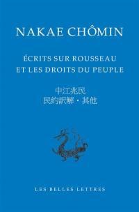 Ecrits sur Rousseau et les droits du peuple