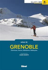 Balades à skis autour de Grenoble