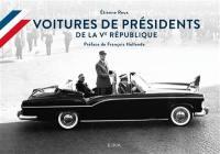 Voitures de présidents de la Ve République