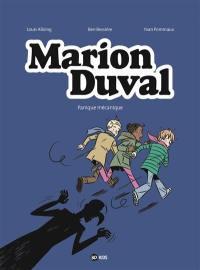 Marion Duval. Volume 28, Panique mécanique