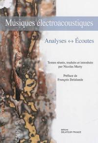 Musiques électroacoustiques