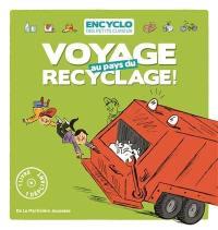 Une aventure de Louis et Louise, Voyage au pays du recyclage !