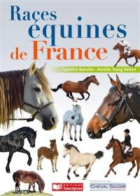 Races équines de France