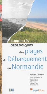Curiosités géologiques des plages du débarquement en Normandie