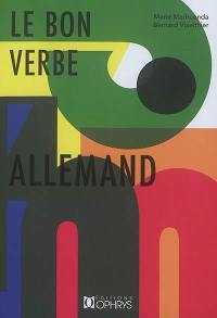 Le bon verbe allemand