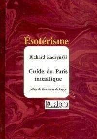 Guide du Paris initiatique