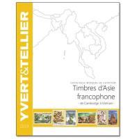 Catalogue de timbres-poste, Asie francophone