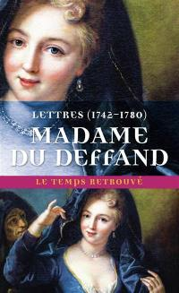 Lettres : 1742-1780