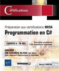 Programmation en C#