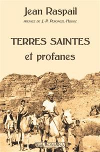 Terres saintes et profanes