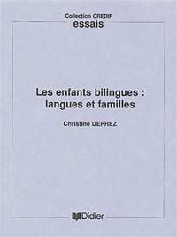 Les enfants bilingues