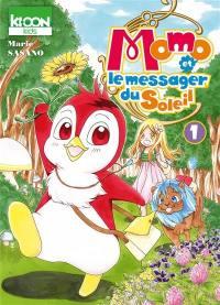 Momo et le messager du Soleil. Volume 1, Momo et le messager du Soleil